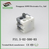 FS1.5-02-500-03 Srping Clamp Terminal Block