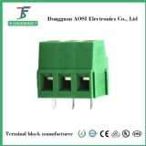 FET2.5-XX-508-00PCB Screw Terminal Block