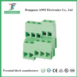 FET2.5-XX-508-02PCB Screw Terminal Block