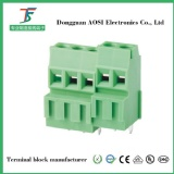 FET2.5-XX-500-01PCB Screw Terminal Block